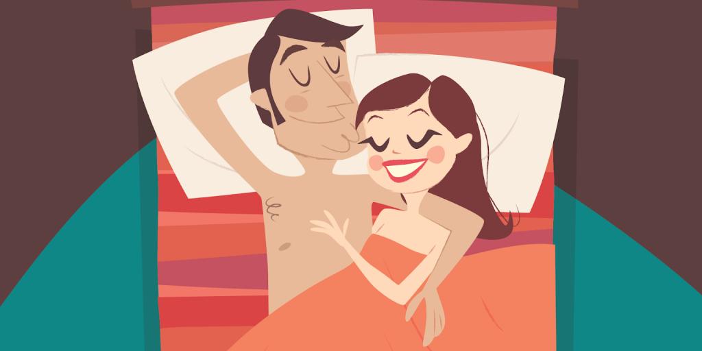 Правила общения в сексе