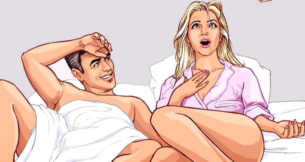 Потребность в том, чтобы доставить удовольствие партнерше