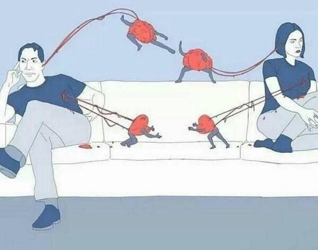 Бывшие и их отношения
