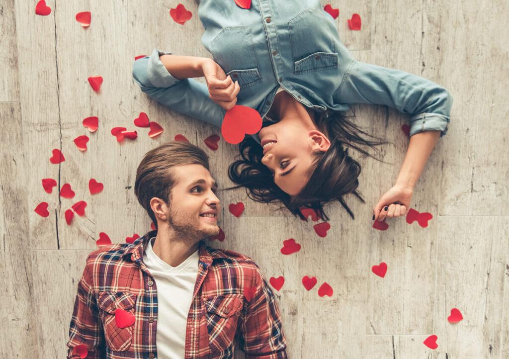 Стадии крепкой любви - влюбленность