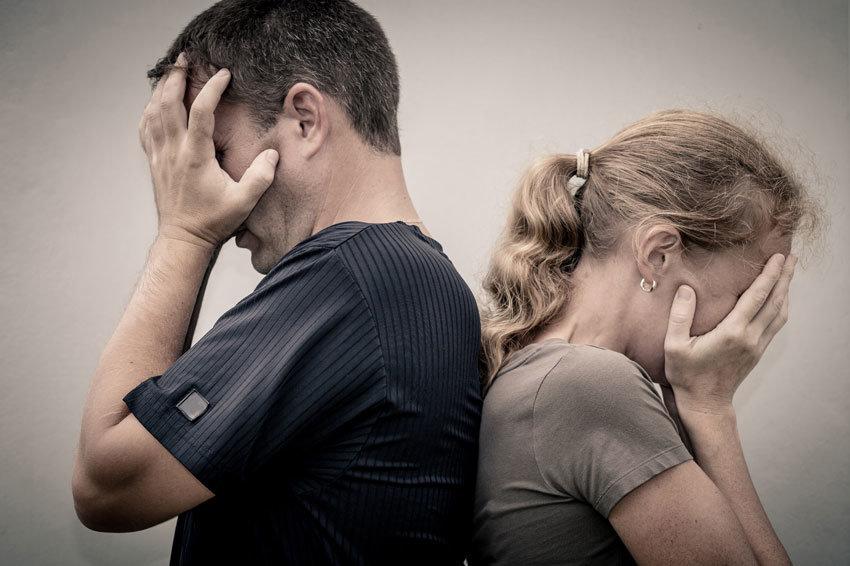 Стадии крепкой любви - разочарование и отчуждение